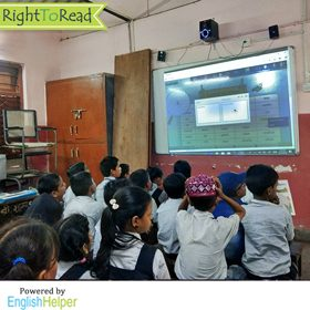 Teaching English Online To Government School Students