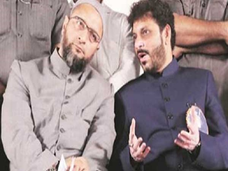 Image result for FIR lodged against Waris Pathan on statement 100 crore to 15 crore will be heavy