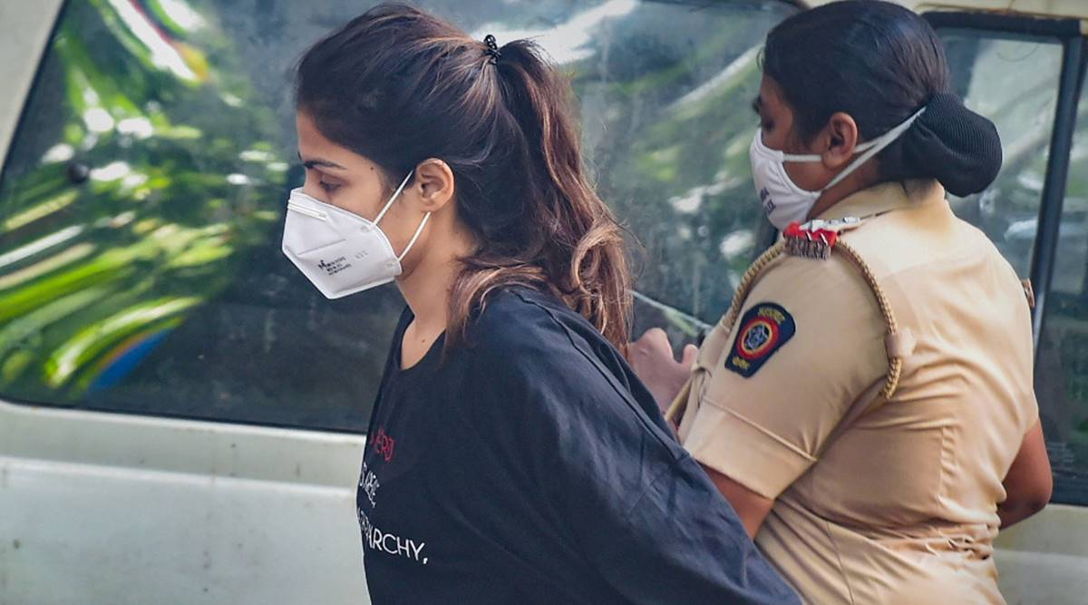 Bail rejected, Rhea Chakraborty to stay in jail - Gujarat ExclusiveGujarat Exclusive
