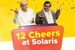 Solaris City Serampore - Poya 12 Campaign Ad