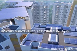 Solaris City Serampore - Solar and Maintenance