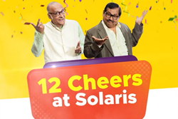 Solaris Joka - Poya 12 Campaign Ad