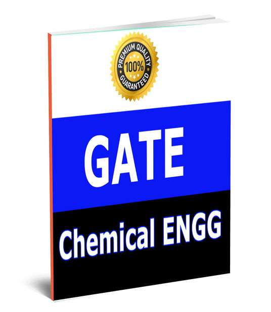 GATE Toppers Study Material for Chemical