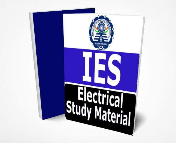 IES Electrical Engineering [EE, EEE] Study Material 2021-Buy Online Full Syllabus Text Book UPSC ESE Exam Notes