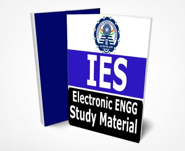 IES Electronic Engineering [ECE ] Study Material 2021-Buy Online Full Syllabus Text Book UPSC ESE Exam Notes