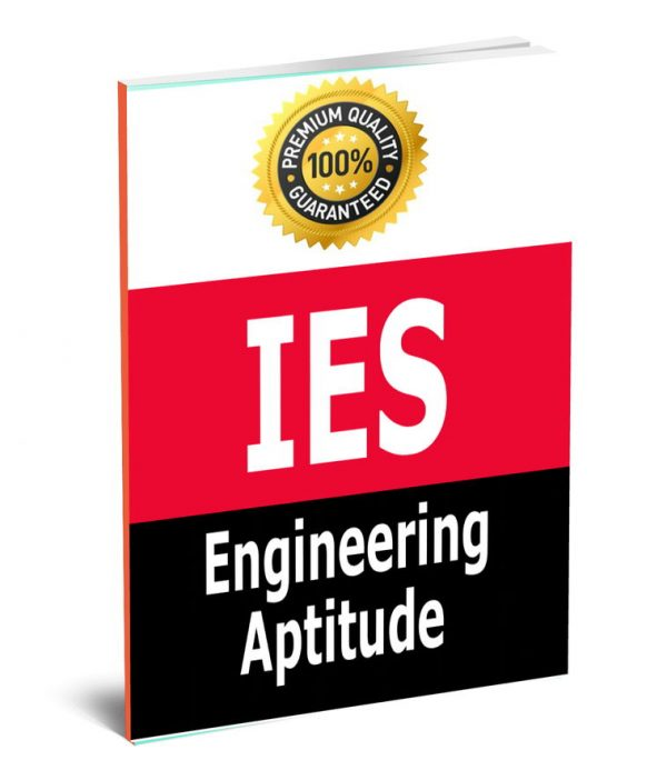 IES Engineering Aptitude BookMaterial Notes
