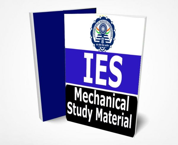 IES Mechanical Engineering [ME] Study Material 2021-Buy Online Full Syllabus Text Book UPSC ESE Exam Notes