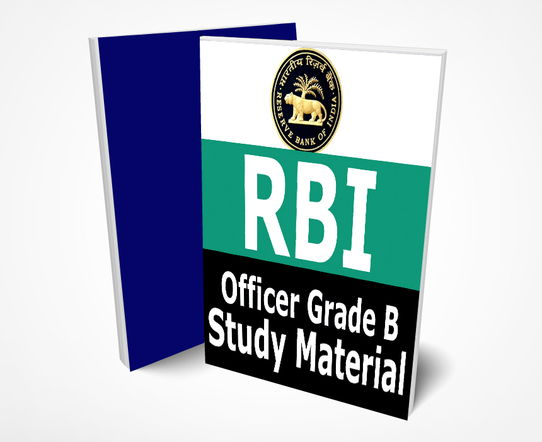 RBI Study Material Notes