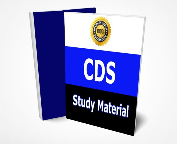 CDS Study Material Book Notes Pdf
