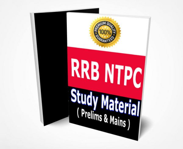 RRB NTPC Study Material Book Notes