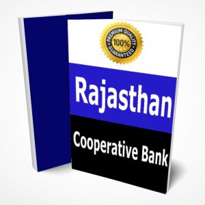 Rajasthan Cooperative Bank Study Material