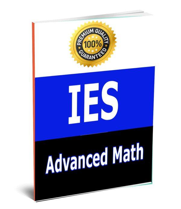 Advanced Math IES Aptitude Study Materials