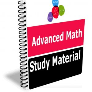 Advanced Math Study Material Book Best Class Notes Premium