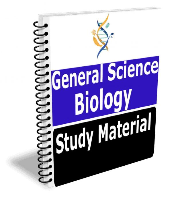 Biology General Science Study Material Book Best Notes