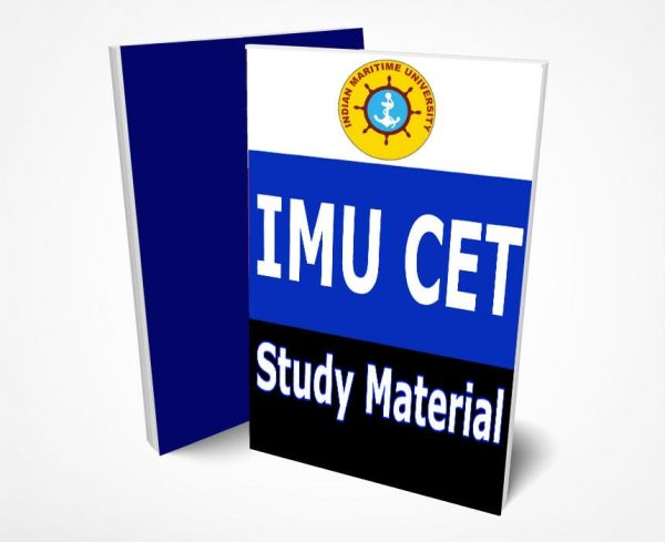 IMU CET Study Material Books Notes