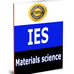 Materials science ies ese
