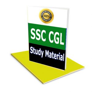 SSC CGL Study Material Book Notes Pdf