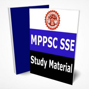 SSE MPPSC Study Material Book Notes State Service Exam