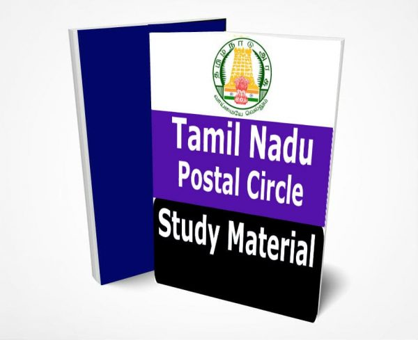 Tamil Nadu Postal Circle Study Material Book Notes
