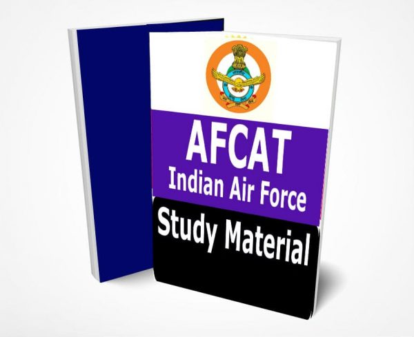 AFCAT Study Material [Latest] Book Notes Pdf