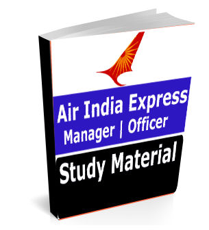 Air India Express Study Material Book Notes Pdf