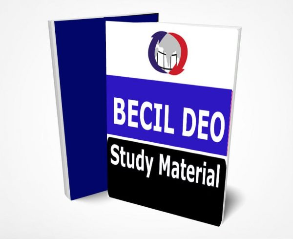 BECIL DEO Study Material Book Notes,Broadcast Engineering