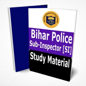Bihar Police Sub-Inspector Study Material Book Notes