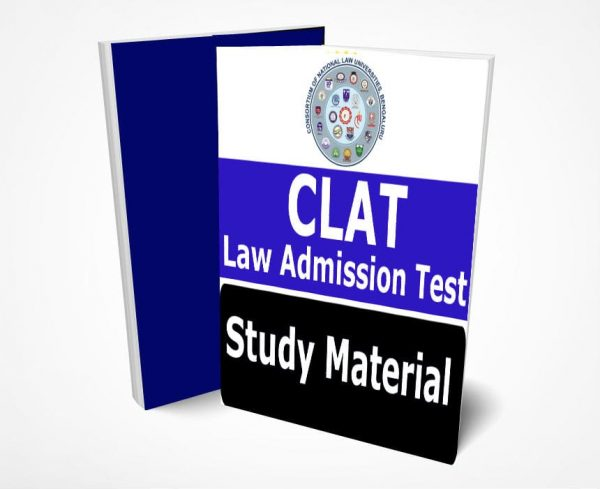 CLAT Study Material Book Notes Pdf