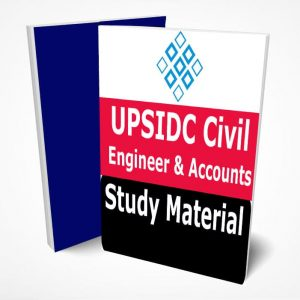 Civil UPSIDC Study Material Text Book Notes [Buy] Assistant Engineer,Accounts Officer