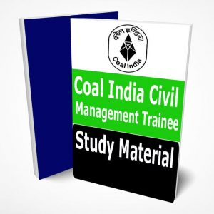 Coal India Civil Management Trainee Study Material Book Notes CIL MT