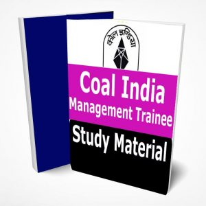 Coal India Management Trainee Study Material Book Notes CIL MT