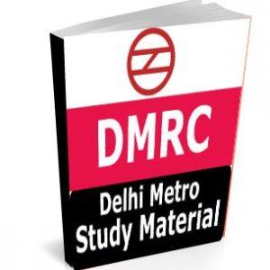 DMRC Study Material Book Notes Pdf, Delhi Metro