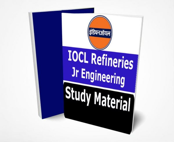 IOCL Study Material Book Notes Refineries Division