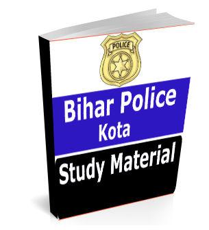 Kota study material for Bihar Police,