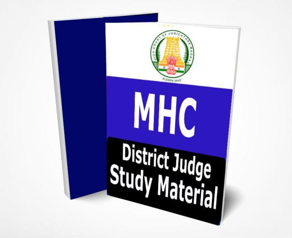 MHC Study Material Book