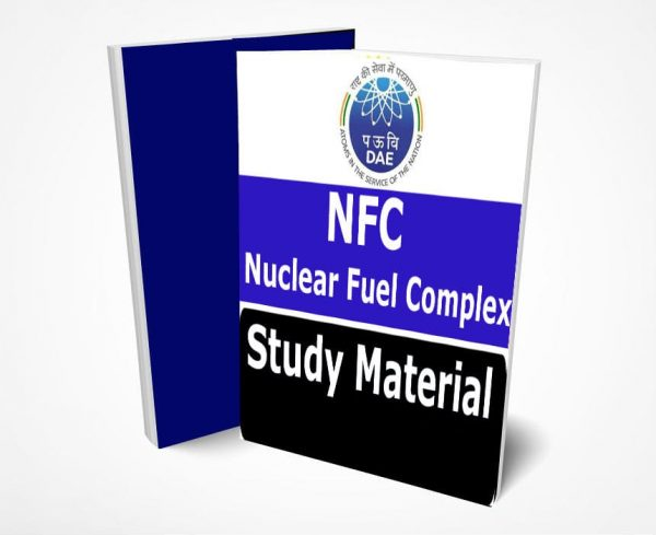 NFC Study Material Book Notes Nuclear Fuel Complex
