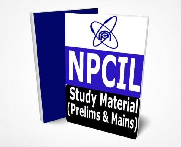 NPCIL Study Material Book Notes Pdf