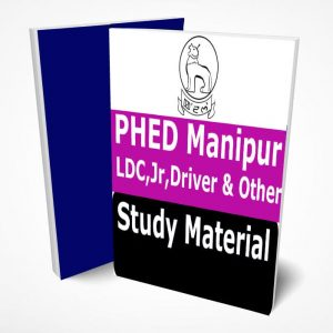 PHED Manipur Study Material Book Notes Pdf