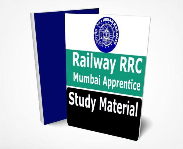 Railway RRC Mumbai Apprentice Study Material