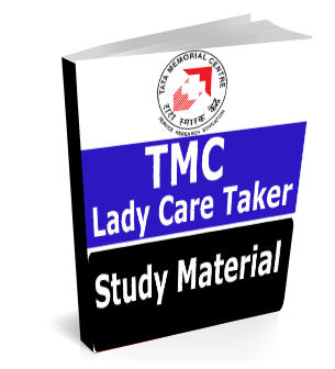 TMC Lady Care Taker Study Material Book Notes