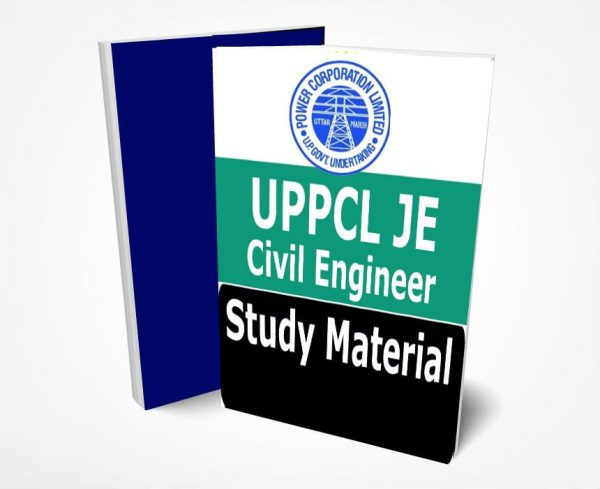 UPPCL JE Civil Study Material Book Notes Technical Sections