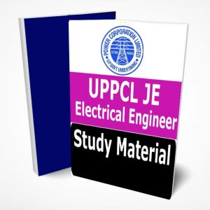 UPPCL JE Electrical Study Material Book Notes Technical Sections