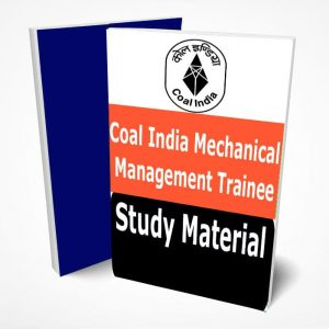 Coal India Mechanical Management Trainee Study Material Book Notes Pdf