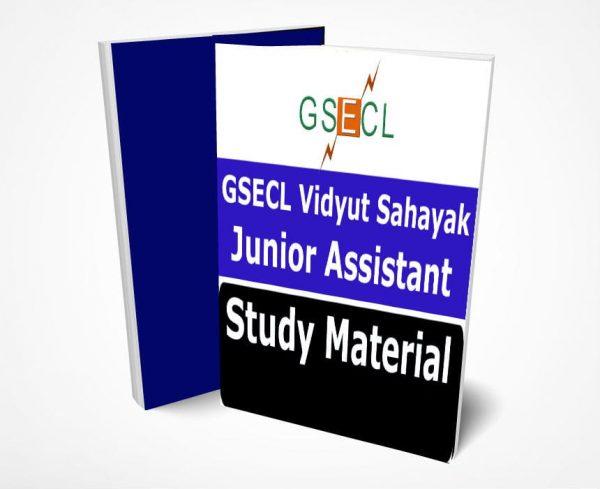 GSECL Junior Assistant Study Material Notes( Vidyut Sahayak )