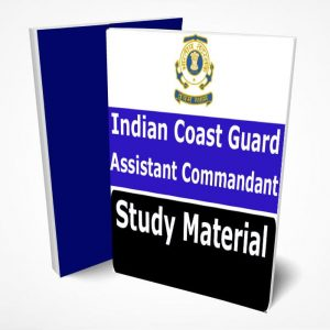 Join Indian Coast Guard Assistant Commandant Study Material Notes -Buy Online Full Syllabus Text Book-SRD