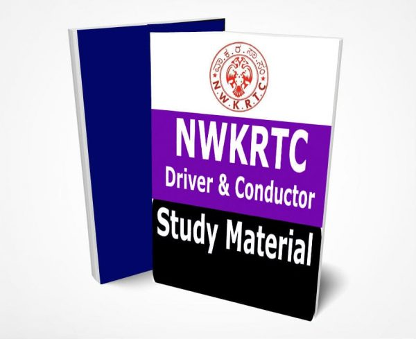NWKRTC Driver Study Material Notes -Buy Online Full Syllabus Text Book, Cum-Conductor