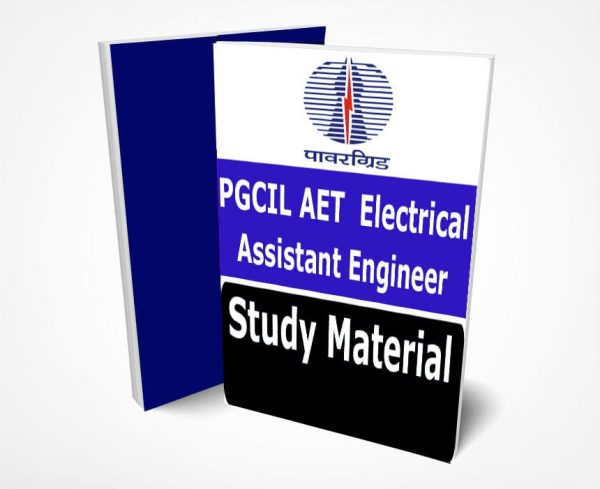 PGCIL AET Electrical Study Material Notes -Buy Online Full Syllabus Text Book Assistant Engineer, Trainee