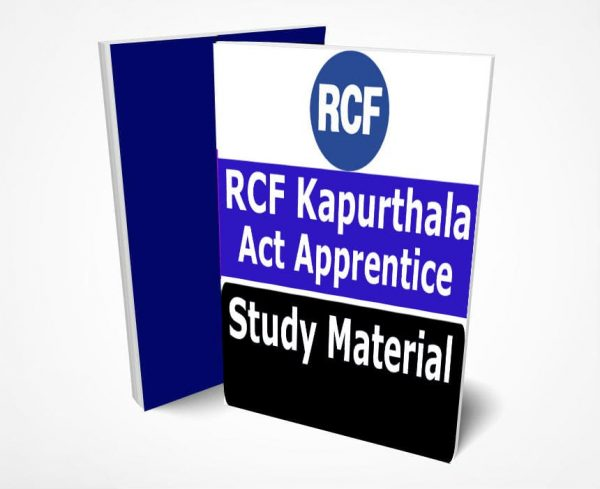 RCF Kapurthala Apprentice Study Material Notes