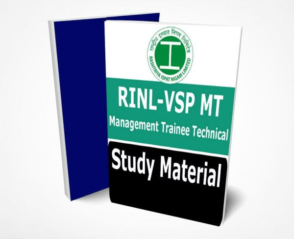 Vizag Steel Management Trainee Study Material Notes -Buy Online Full Syllabus Text Book RINL-VSP MT Technical