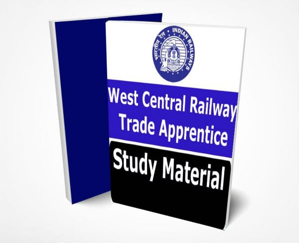 WCR Trade Apprentice Study Material Notes -Buy Online Full Syllabus Text Book West Central Railway WCR Trade Apprentice
